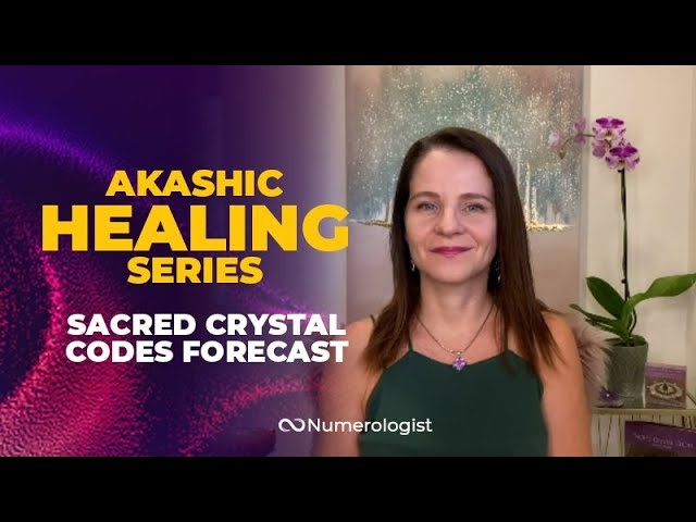 Your Crystal Code Message For The First Week of 2021 (Akashic Records Reading)