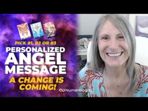 Angel Message – There's A Change Coming!