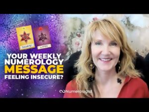 If You're Feeling Insecure, Your Spiritual Team Have Your Back This Week | Numerology Reading