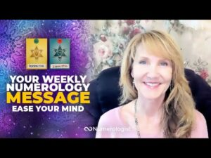 Your Numerology Message Will Help Ease Your Overactive Mind!   Numerology Reading