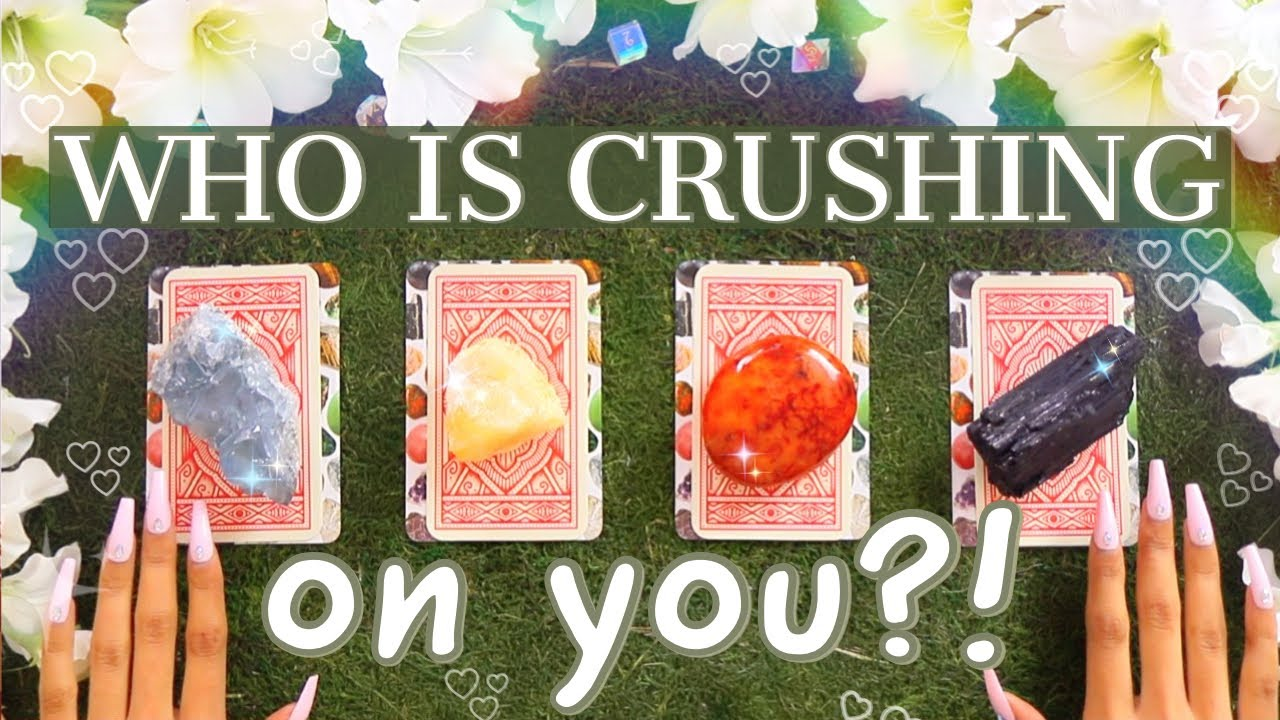 WHO is crushing on YOU?!