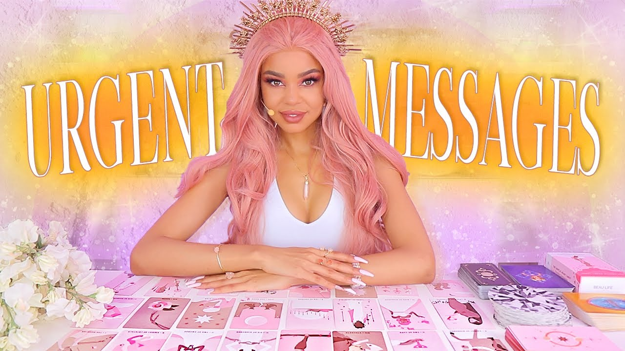 URGENT Messages Your Angels NEED You To Receive