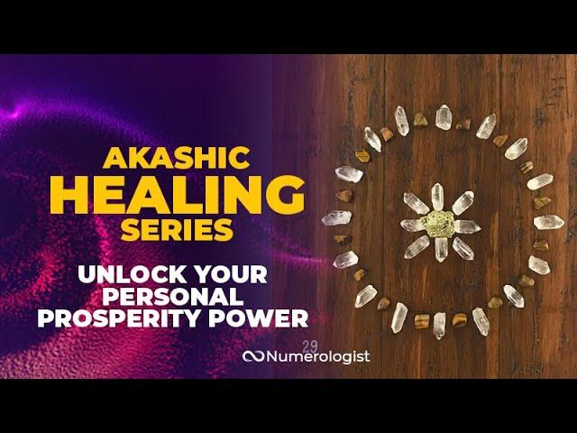 VIP Crystal Grid Healing | A Crystal Meditation To Unleash Your Prosperity Power