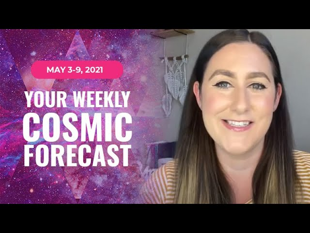 Your Cosmic Forecast for May 3-9   Astrology and Numerology Outlook